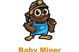 BabyMiner项目币圈电报群拉人推广案例